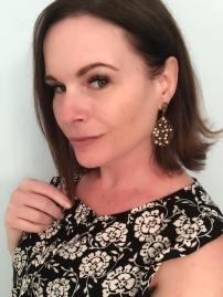 My new favorite earrings!