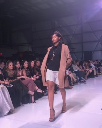 A car coat in a neutral color - so classy.