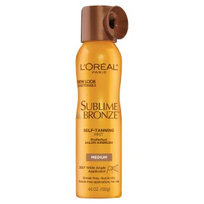 L'oreal Sublime Bronze Self-Tanning Mist