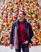 casual holiday attire men